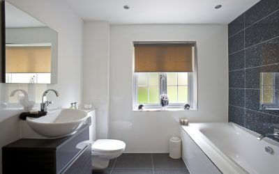 Bathrooms & Kitchens: What Blinds Should I Choose?